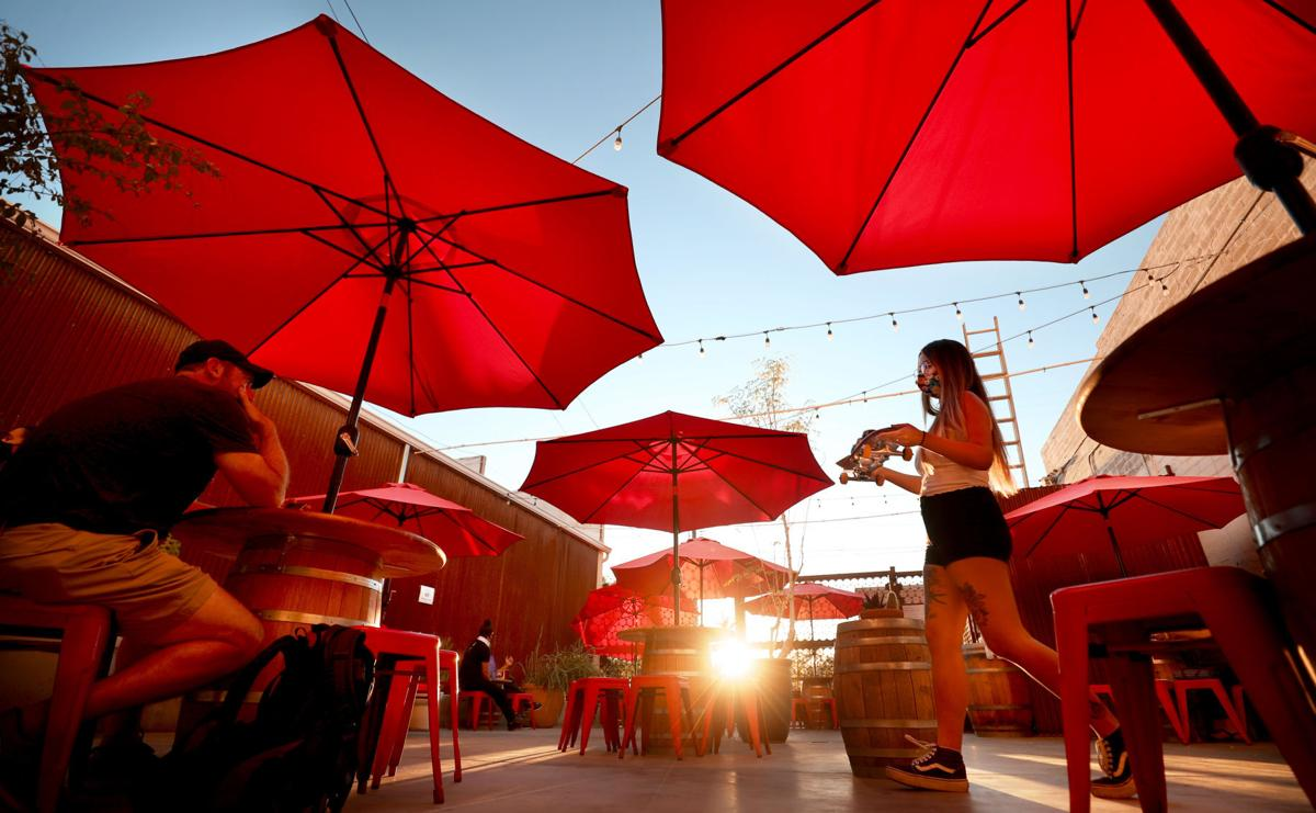Patio pints: Breweries, bars take business outside during pandemic