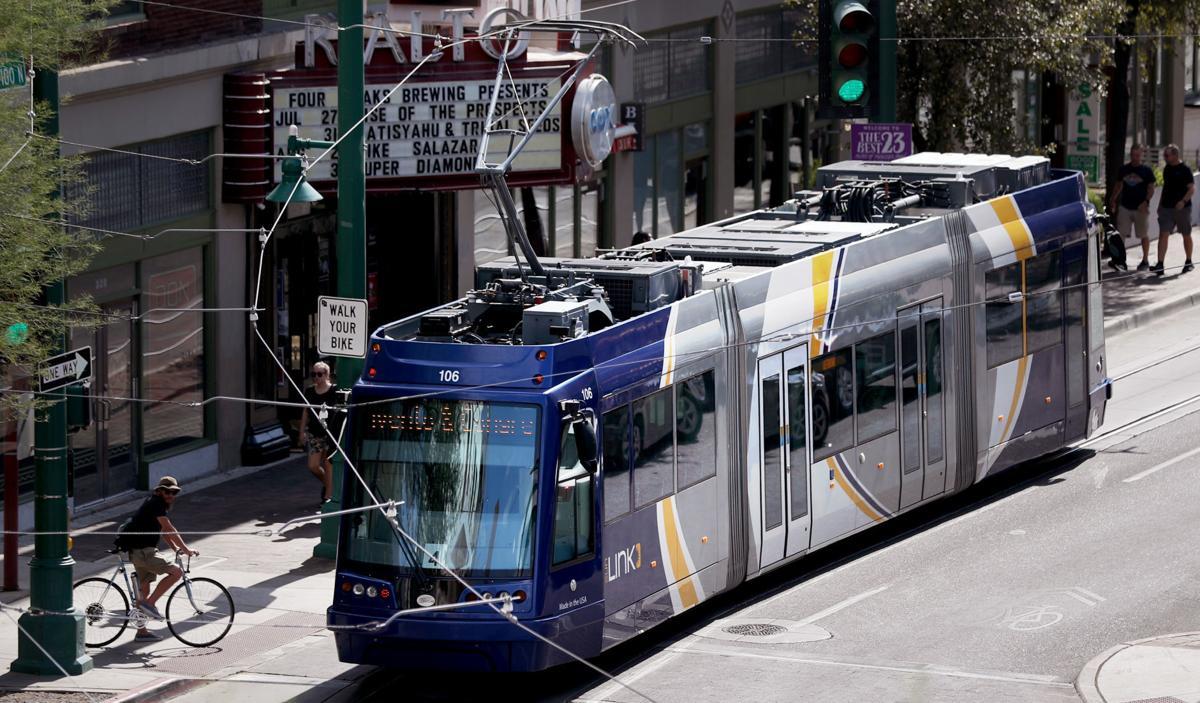 Modern Streetcar, Tucson