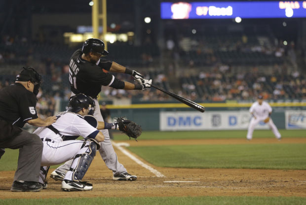 Game of the Day: White Sox 11, Tigers 4: White Sox beat Tigers behind Rios, Viciedo