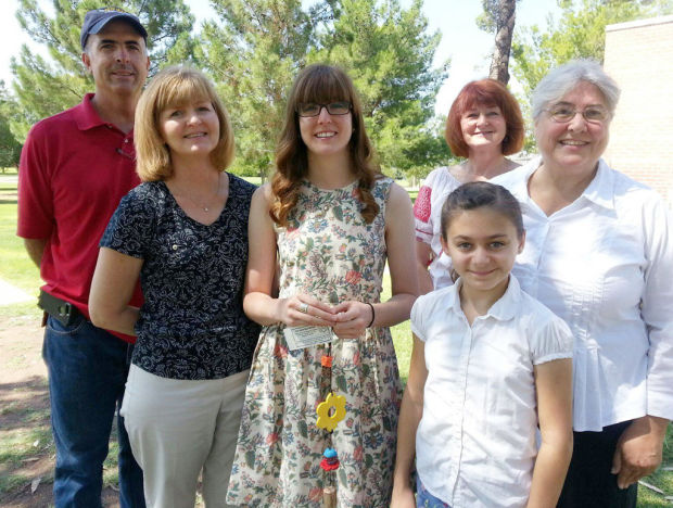 Ben's Bells: Teacher runs free summer lessons for students studying music, voice