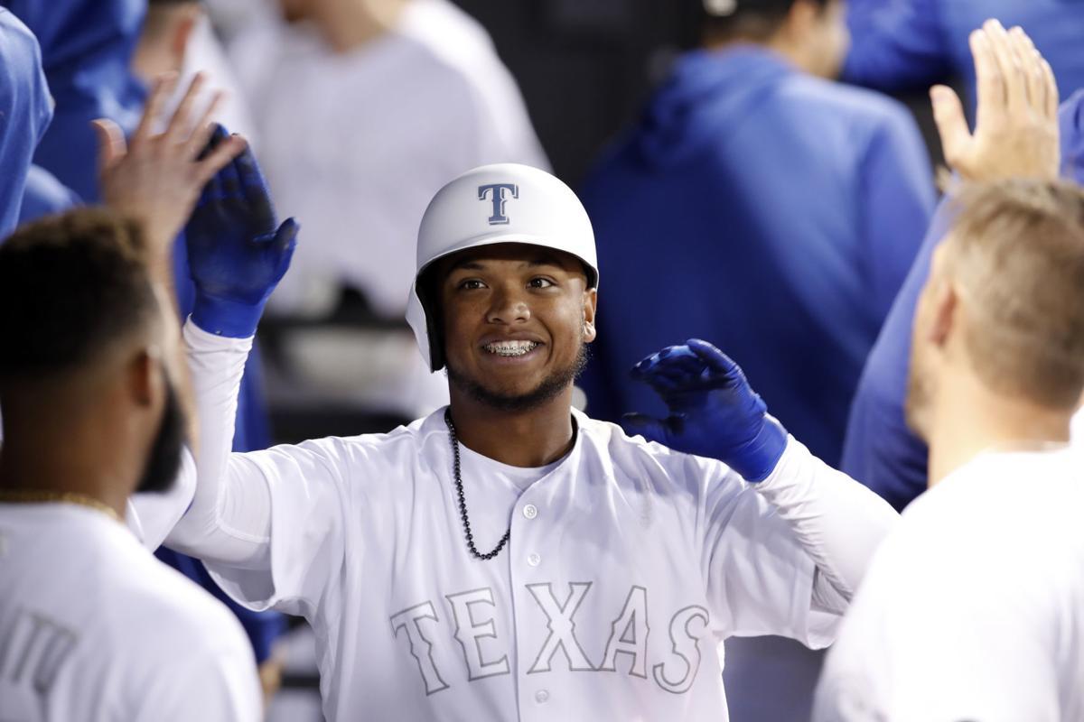 Rangers White Sox Baseball