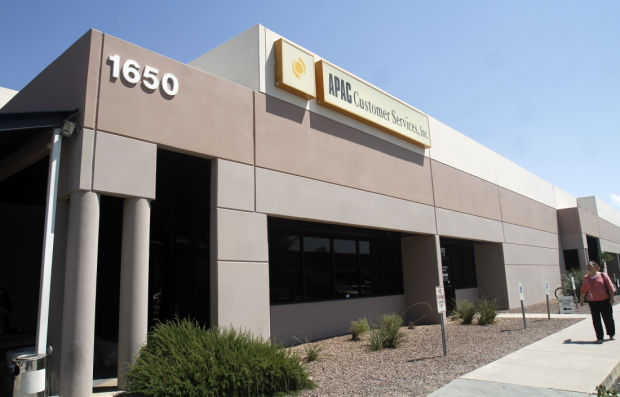 Call-center operator APAC to add 1,100 jobs in Ariz.