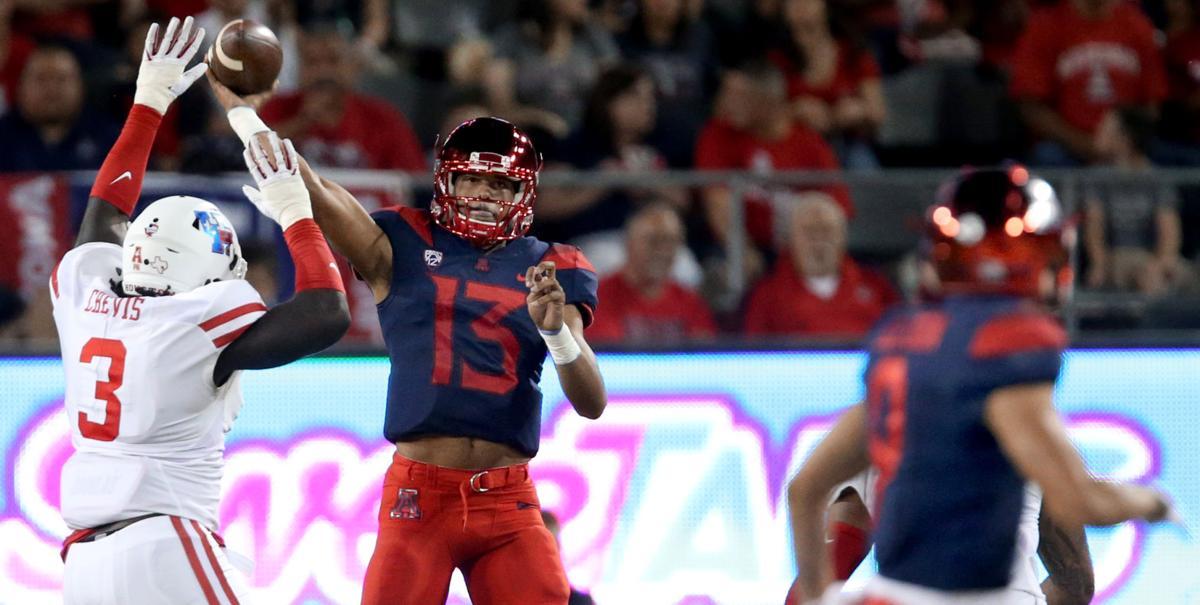University of Arizona vs Houston