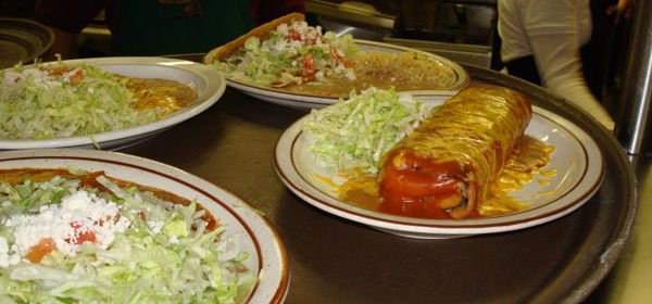 Molinas Midway Mexican Food