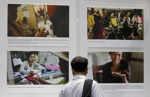 WHO: Treat people with HIV early to stop its spread