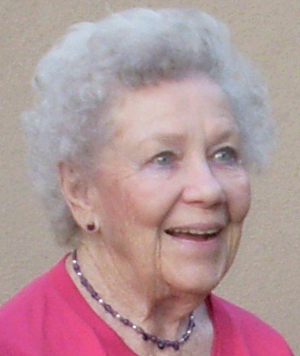 Jean Margaret Conniff Odgers 6/8/1922 - 4/21/2013