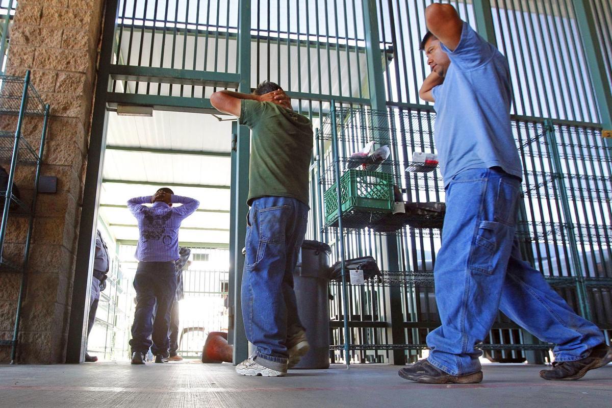 Border Patrol Freezing Cells (copy)