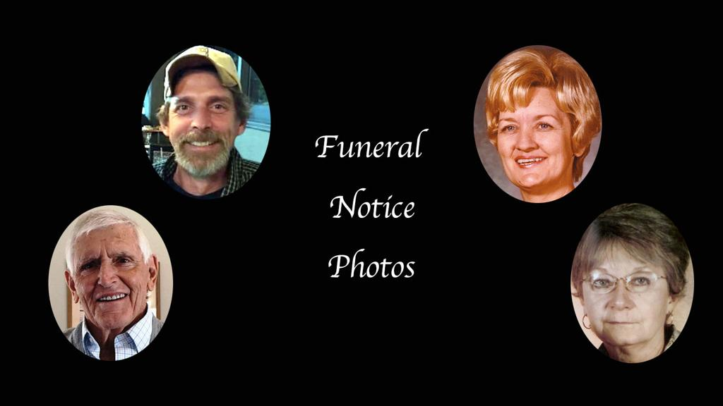 In memoriam: Funeral notice photos, August 1-31, 2017