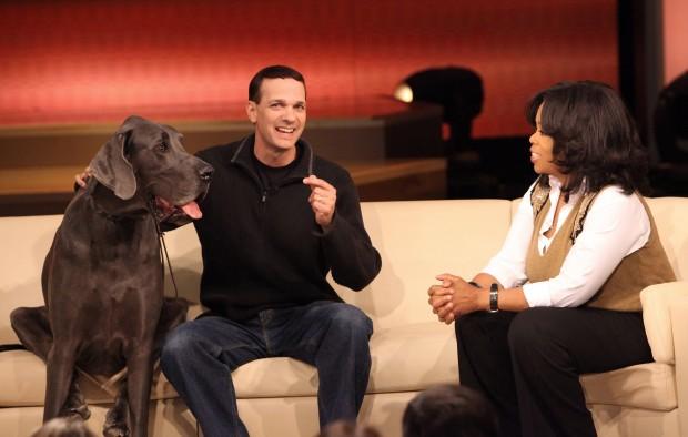Record-setting Great Dane set to do Tucson proud on 'Oprah'