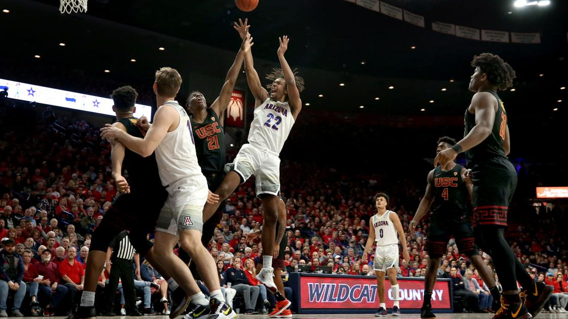 Bracketology: Possible seeding for Arizona Wildcats one month away from NCAA tournament