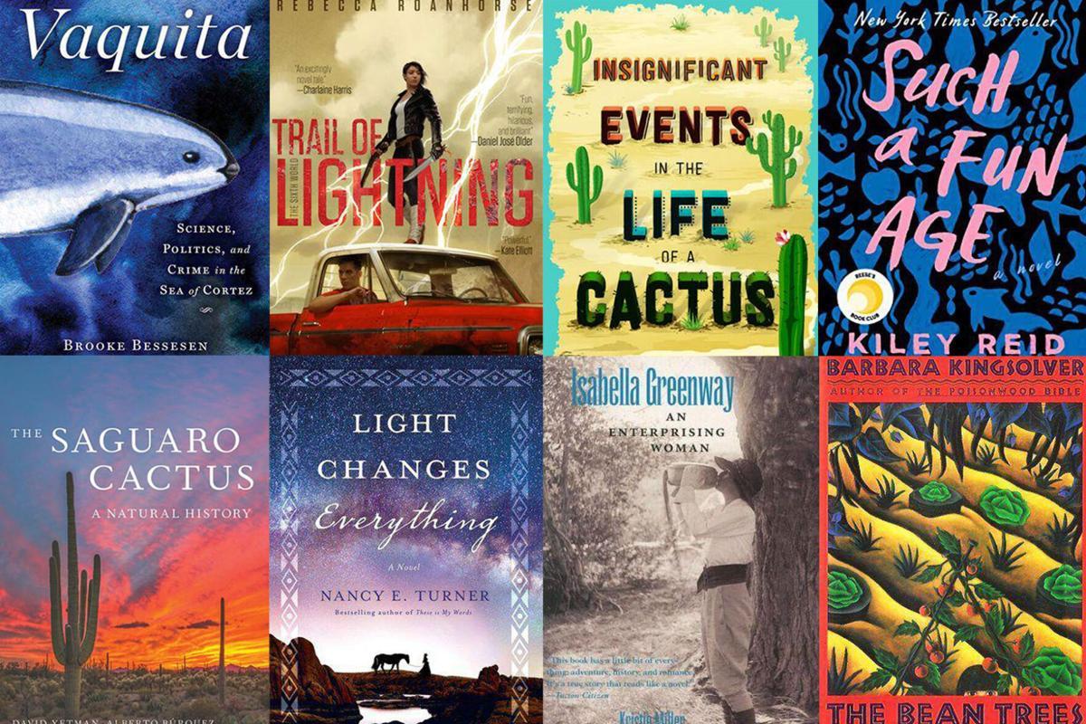 Tucson books to read over winter break