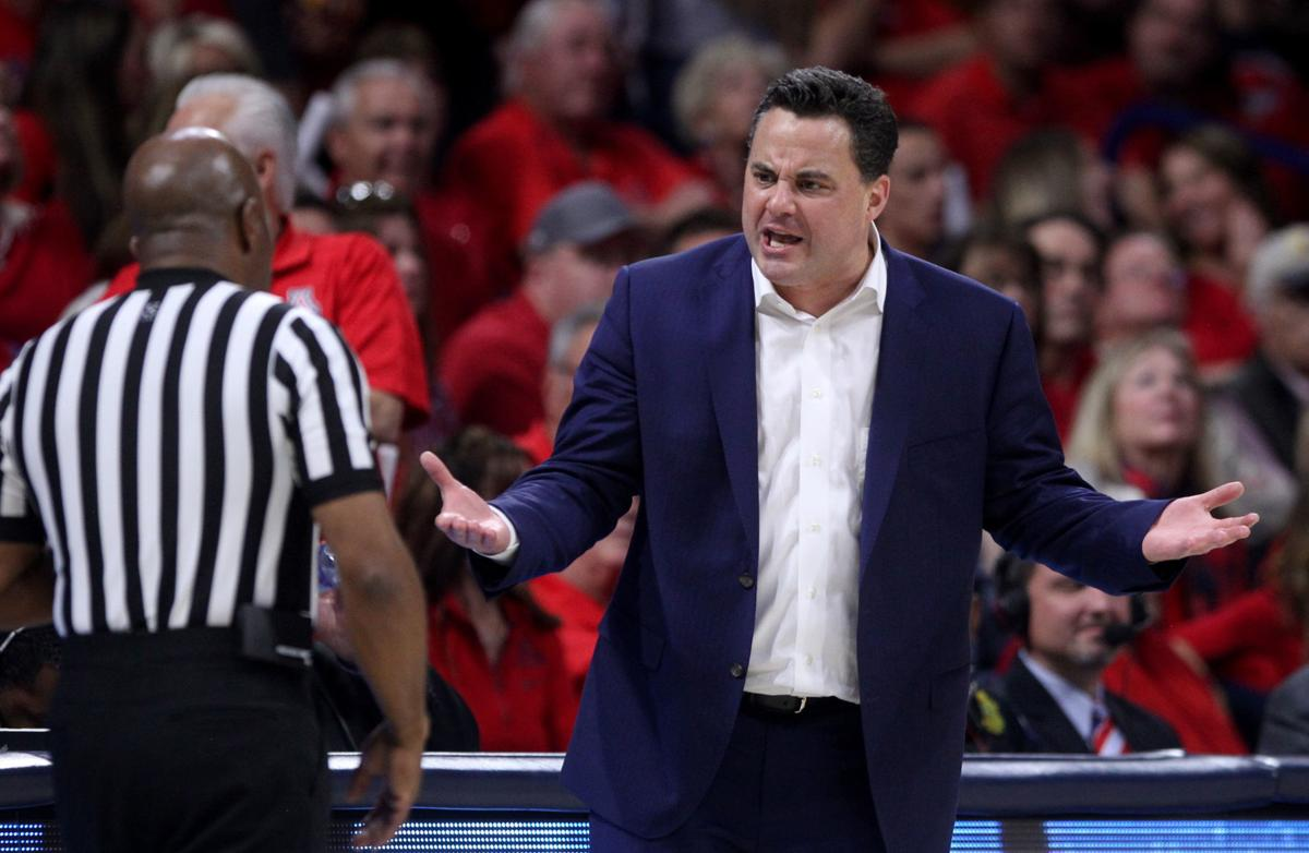 Sean Miller said he 'took care of everything' for ex-UA star, agent claims in FBI video