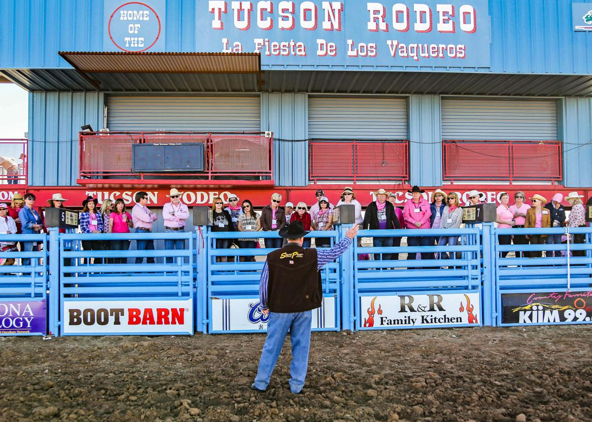 Tucson Chicks N Chaps clinic raises funds for breast cancer programs ...