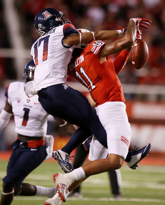 Arizona Wildcats Cornerback Jace Whittaker Isn't Afraid To