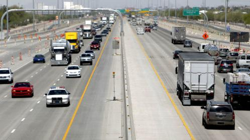 Senate OKs bill that would give fast drivers a break when it comes to traffic fines