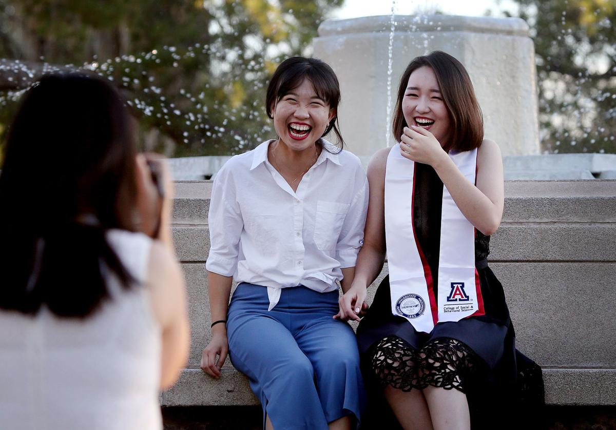 Survey says UA grads are happiest