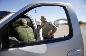 Pima County Sheriff works to resurrect use of federal grant for border security efforts