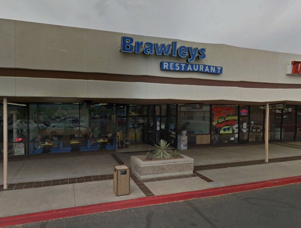 Brawley's Restaurant, 7848 E. Wrightstown Road