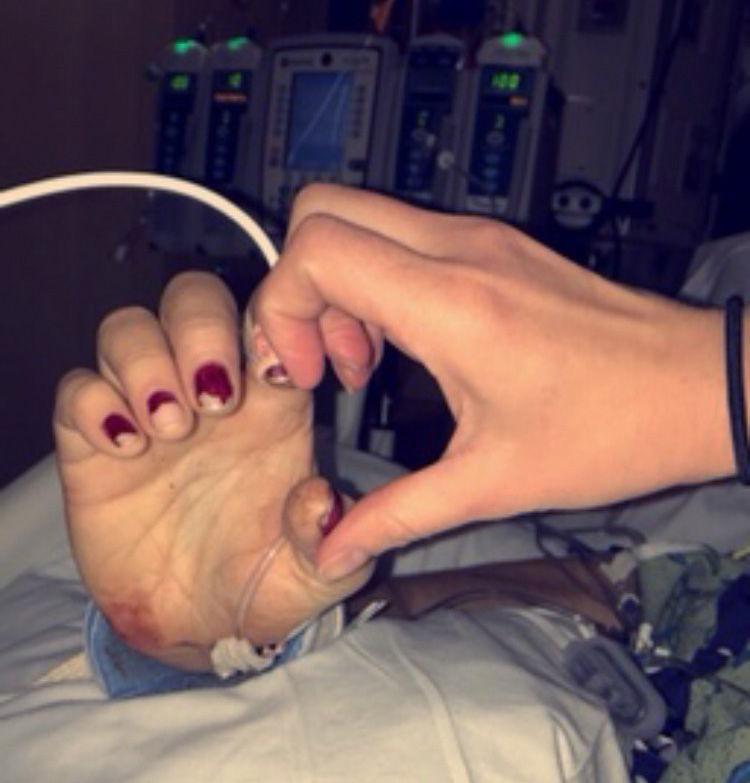 Linda Gonzales seriously injured