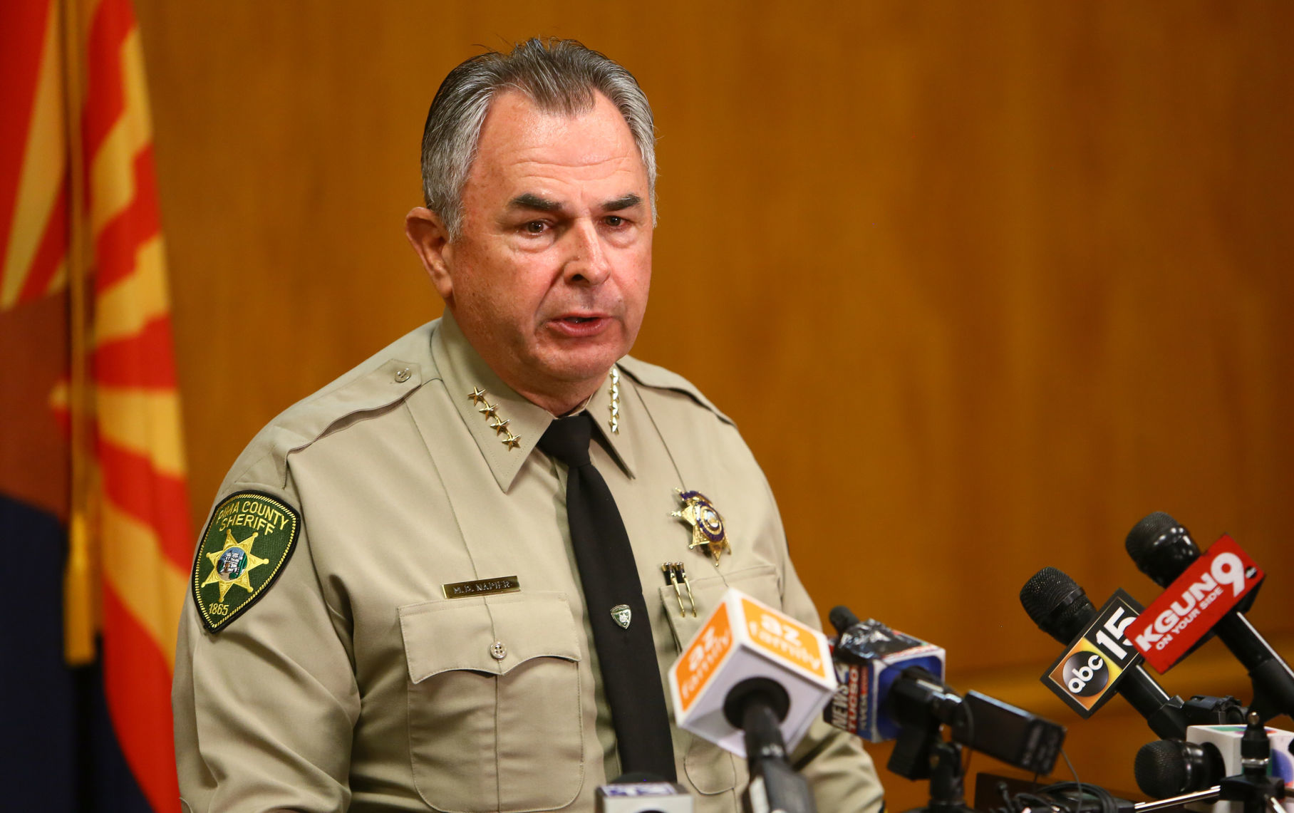 Sheriff Napier removes federal immigration agents from Pima County jail | Tucson.com