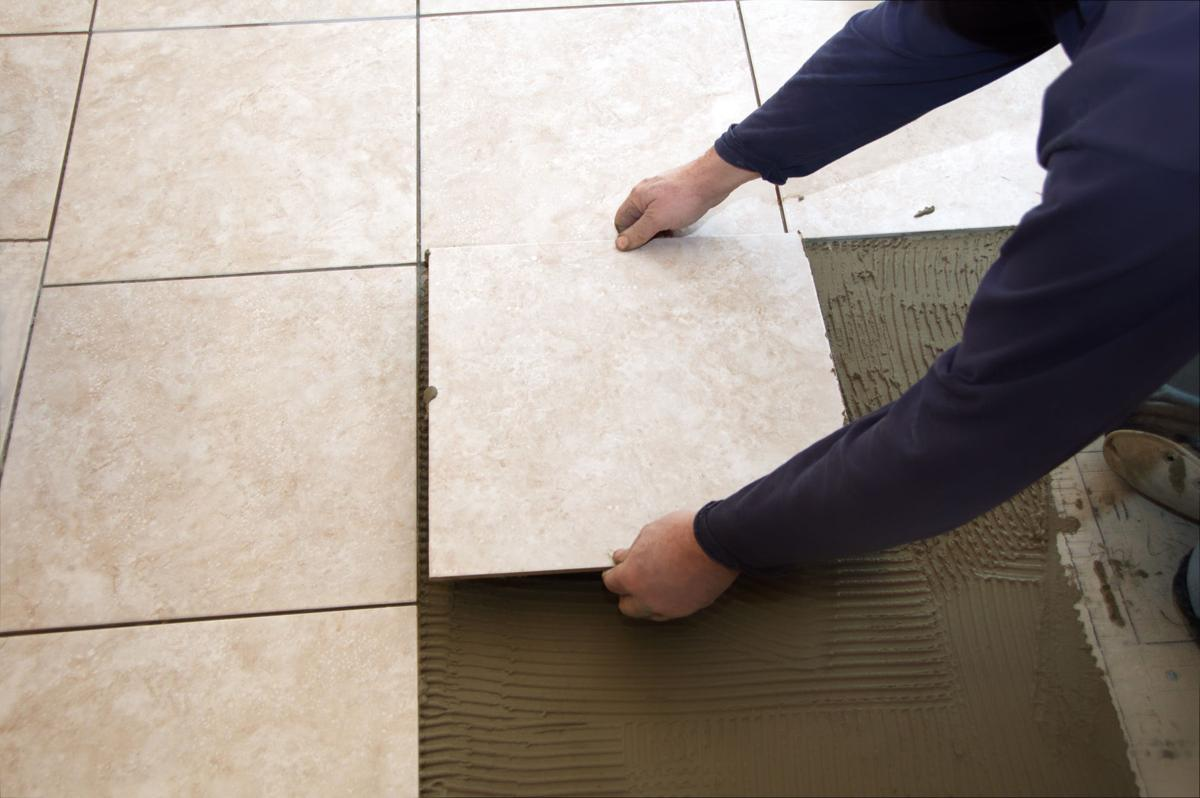 Why Are The Floor Tiles Popping Out Of My