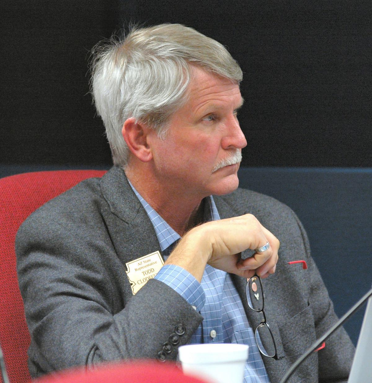 Rep. Todd Clodfelter