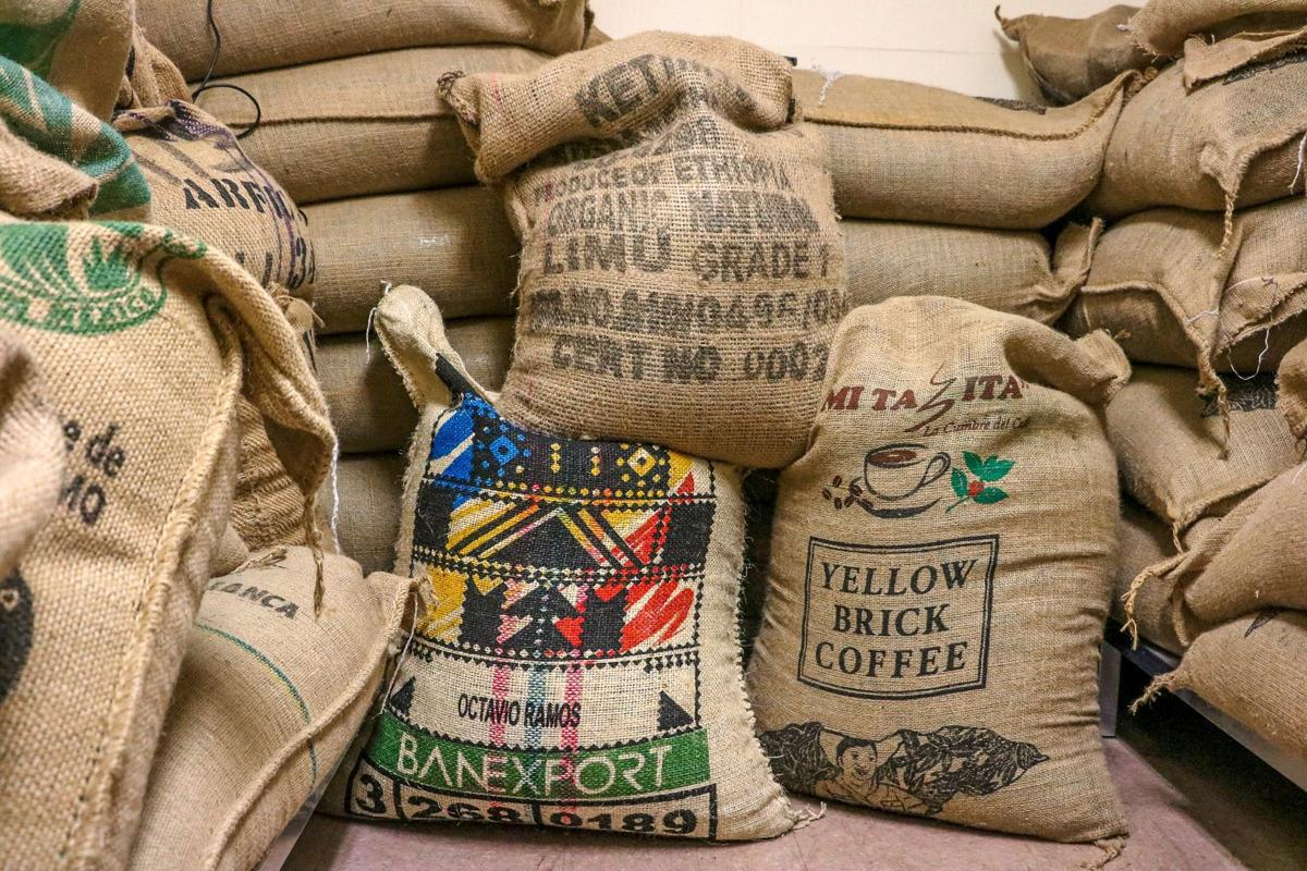 Coffee varieties