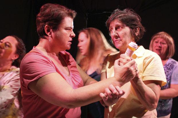 'Osage County': Disturbing stuff, great theater