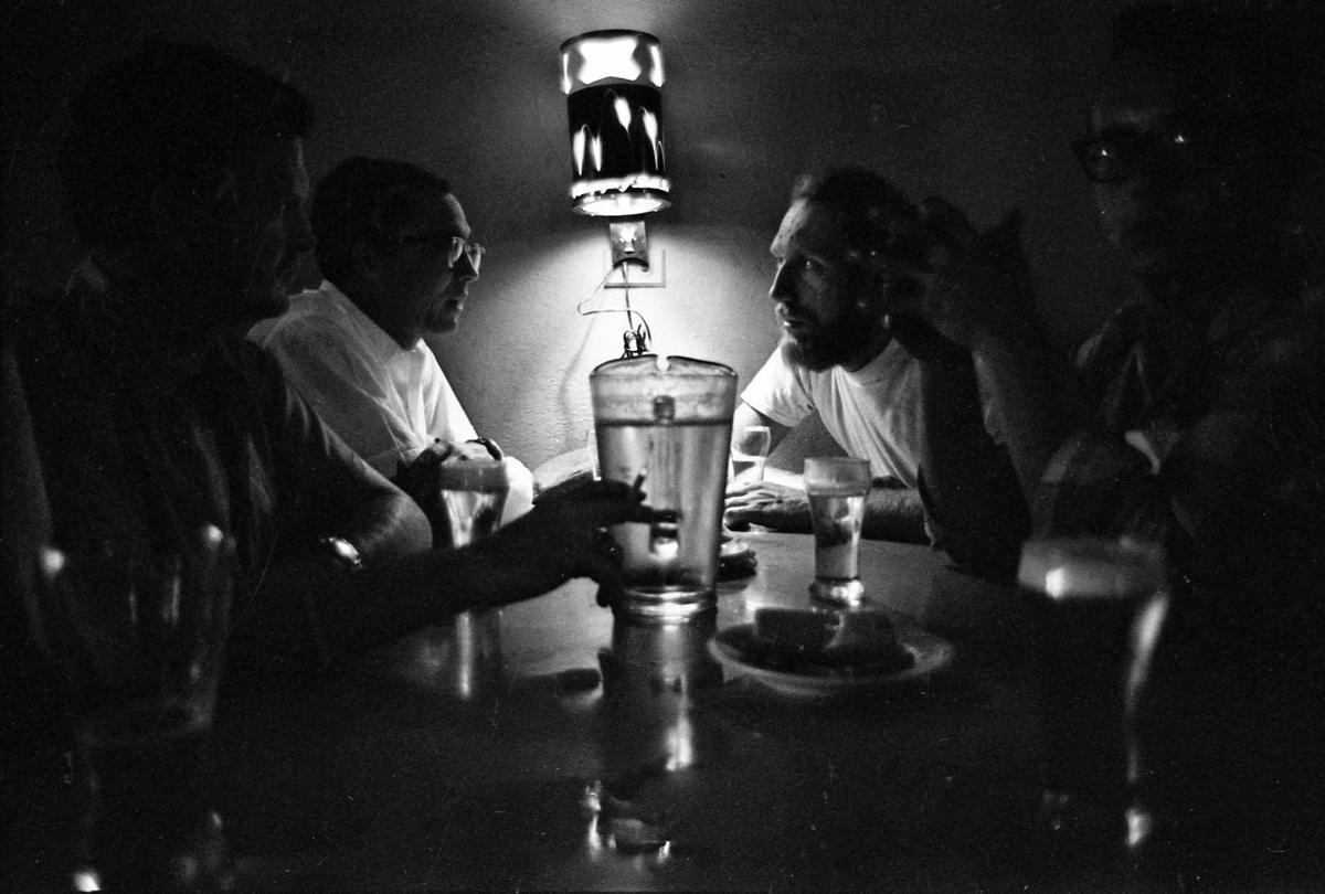 Tucson nightclubs in 1968