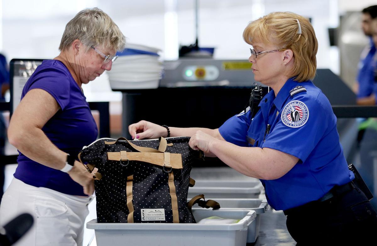 New airport screening rules at Tucson International Airport