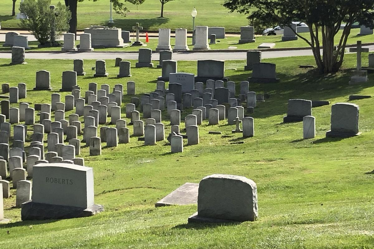 McCain Final Resting Place