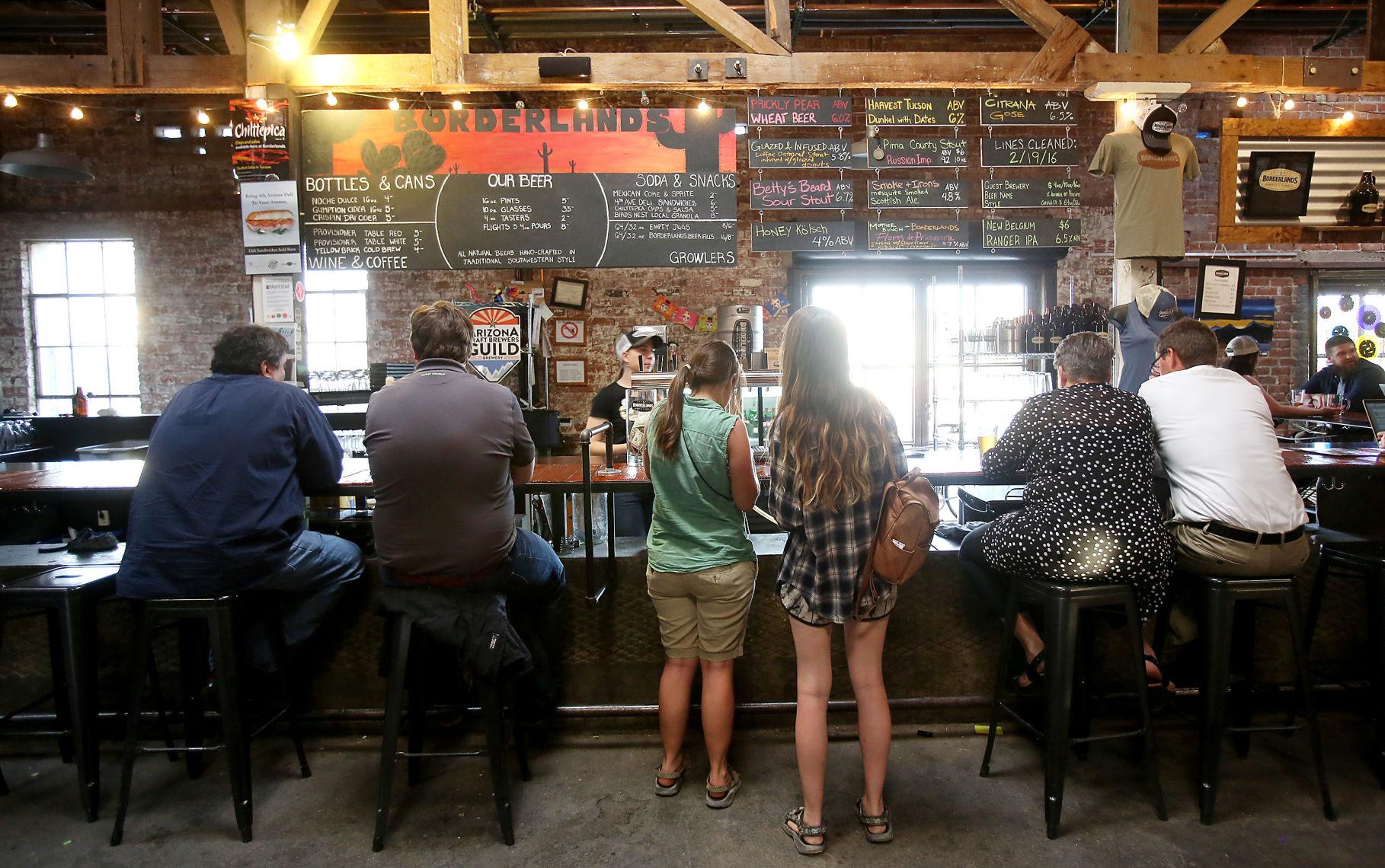 All of Tucsonu0027s breweries broken down by