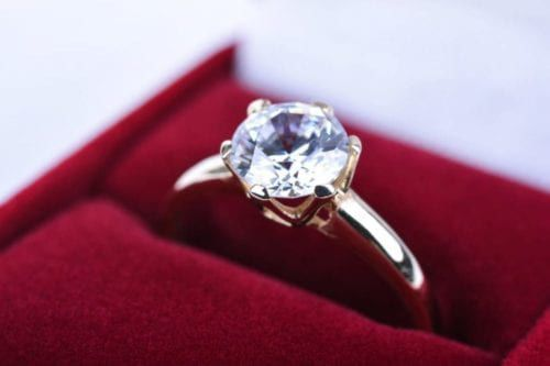 Engagement rings are diamond rings worth it