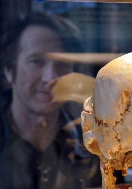 UA-led study: More clues early man, like species, bred