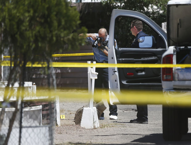 Bodies discovered at midtown mobile home