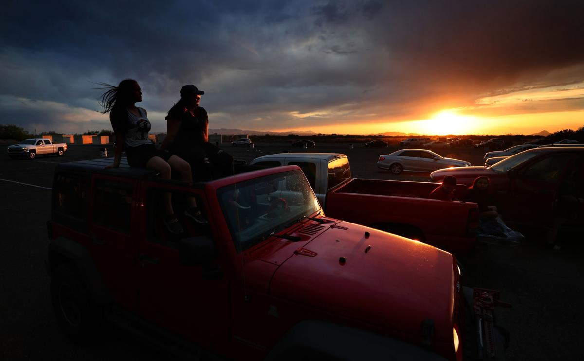 tucson dragway drive-in theater
