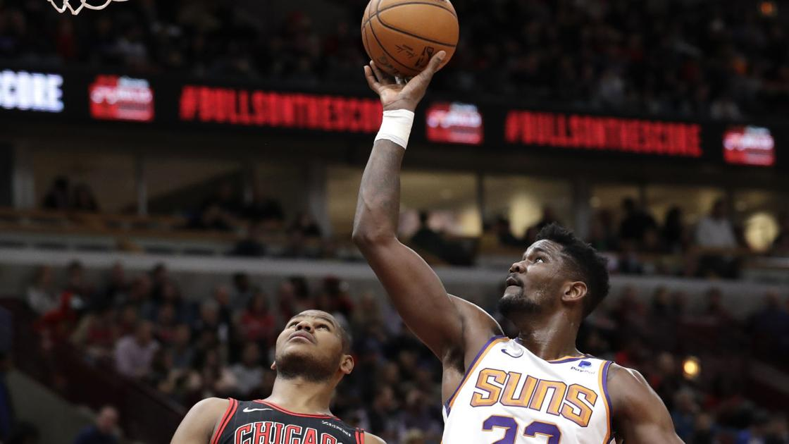 Ex-UA Wildcat Ayton healthy and ready for Suns' final playoff push