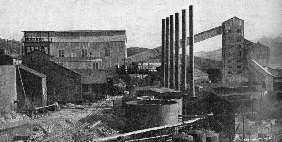 Globe Copper Mines