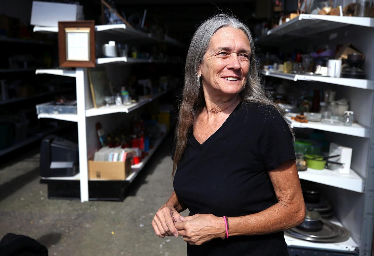 Free Store, Deborah Mitchell