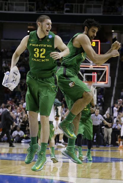Midwest Region: No. 12 seed? Ducks win easily