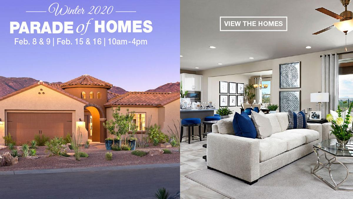 Parade of Homes - Meet the Builders - February 8 & 9 | February 15 & 16  | 10am – 4pm