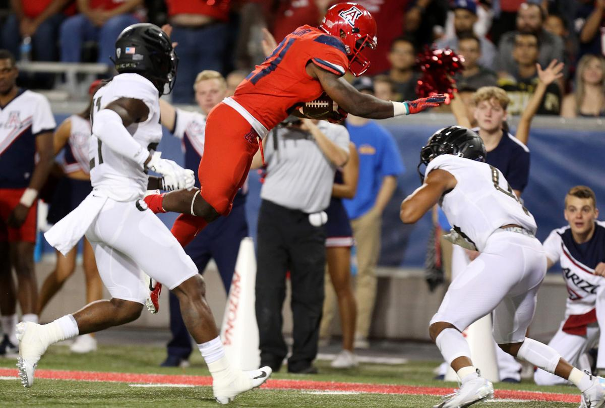 Notes Quotes And Stats From The Arizona Wildcats 44 15 Victory No Disassemble Short Circuit Famous Movie Pinterest 19 Oregon