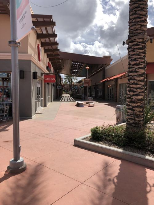 Nearly Two Months After Coronavirus Closures First Mall Reopens