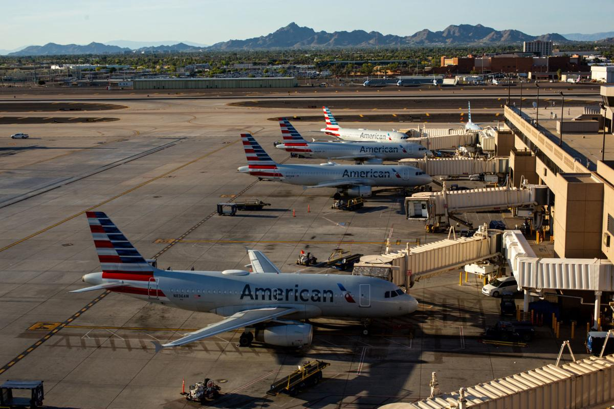 American Airlines Sky Harbor