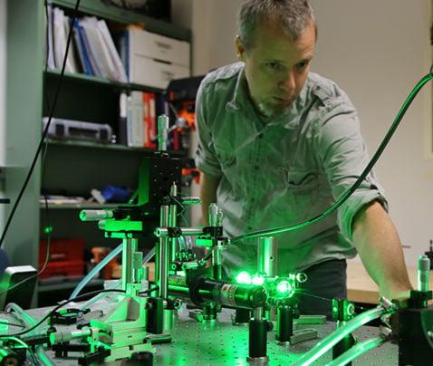 UA-focused venture fund invests in three laser-tech startups