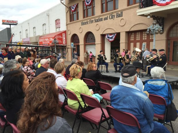 Nogales celebrates 100-year-old city hall