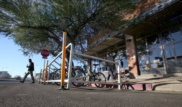 Parklet in Tucson