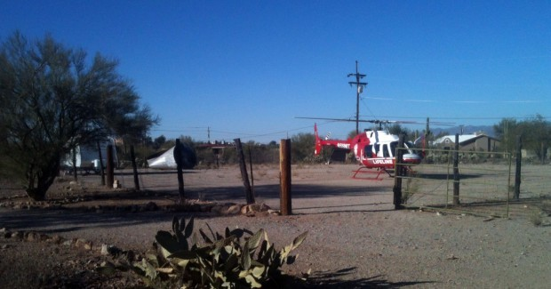 Woman injured in fall from horse in Tucson Mountains