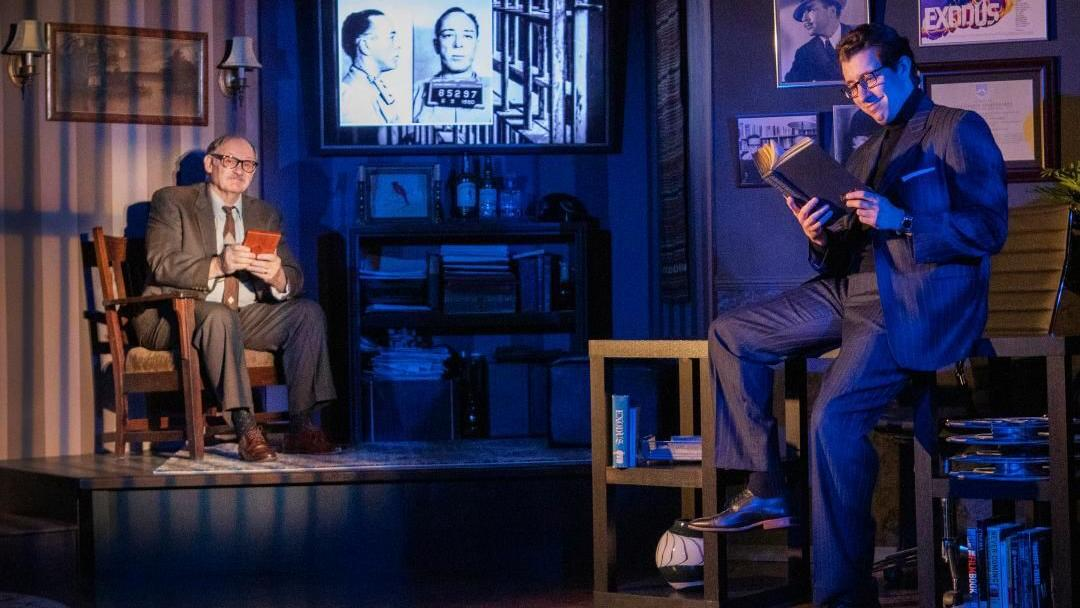 Review: 'Trumbo' is a word-happy look at the screenwriter