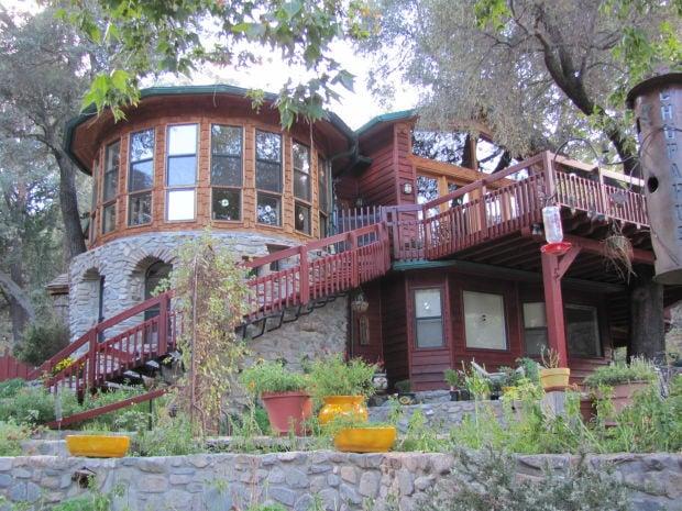 Superbe Chuparosa Inn In Madera Canyon